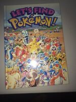 Pokémon search and find a book