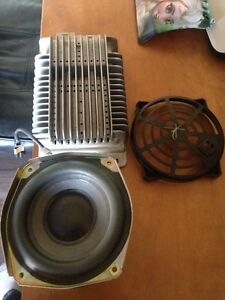 2003-2006 CHEVY / GMC BOSE SUB AND AMP