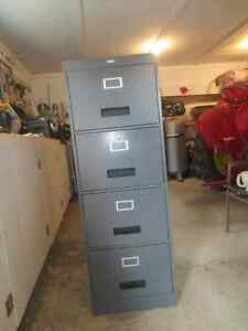 4 drawer legal filing cabinet