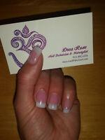Gel Nails & Pedicures