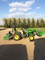 2320 John Deere acreage tractor