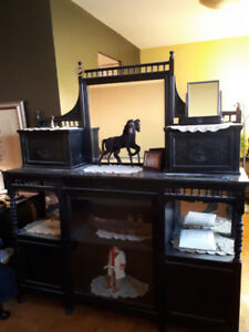 CONTENTS ANTIQUES EARLY 1800's TO VICTORIAN TIMES