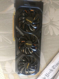 pny GeForce GTX 770 2GB and more cartes video cards gaming