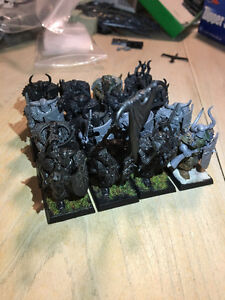Warhammer Guerriers du Chaos/Slaves to Darkness AOS (48)