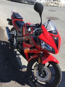 Moto CBR-125 2008