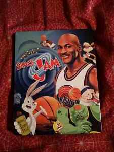 Space jam blu ray exclusive steelbook with dvd and digital copy