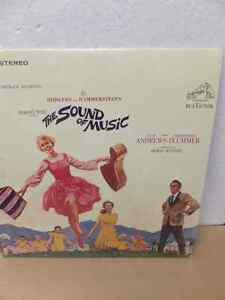 SOUND OF MUSIK RECORD LP, SHEET MUSIK & STORY BOOK London Ontario image 2