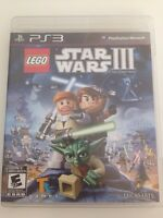 Lego Star Wars III (Playstation 3)