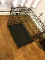 40$ Cage pour petit chien / small breed dog cage