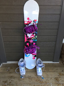 Firefly Whoop 140 Snowboard