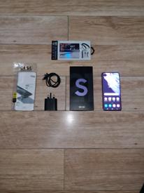 Rrp £999 Samsung S21 Plus 128GB Unlocked 1 Month Old 5G S Twenty One +