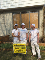 Seeking painters for the upcoming summer