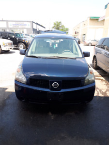 2008 Nissan quest  for sale in  Toronto