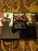 BRAND NEW XBOX ONE BUNDLE 500 obo