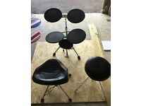 Gibraltar practice drum kit