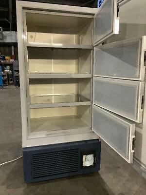 Vwr Symphony 22cuft120v Ultra Deep Freezer -86f Unit Only Gets To Minus -50
