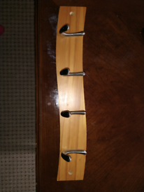 Wall / door mounted Hooks for hanging jackets and coats
