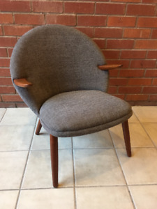 Mid Century Danish Chair - Free Delivery!