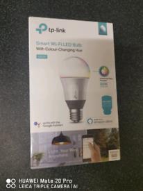 Tp link Smart WIFI LED BULB (Colour changing hue)