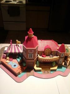 polly pocket magical mansion