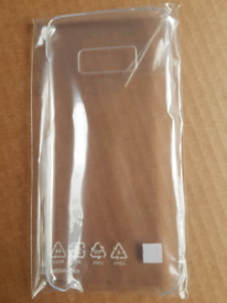 Samsung s8 s9 S10 Clear cases