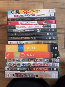 Various DVDs/Seasons