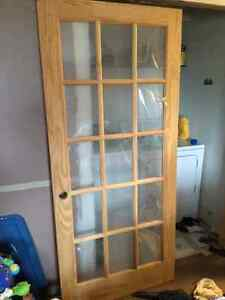 "36"" French door"