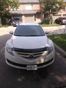 2010 Mazda6 - Manual- with 4 new winter tires and 4 rims