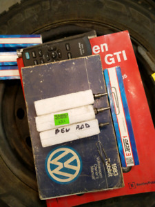 Mk4 tdi bew 1x glow plug new + few used ones