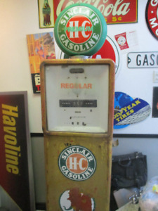 TeleView Gas Pump