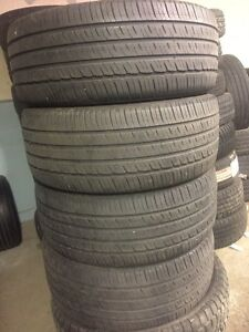 4 Michelin primacy 235/45/18 all season  Kitchener / Waterloo Kitchener Area image 1