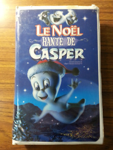 Le Noël hanté de Casper (VHS)