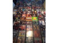 Hip hop, reggae, soul & 90s CDs