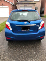 Toyota Yaris low Km 92000 car fax attached