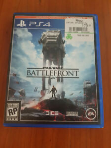 PS4 Games: Madden, NHL, Battlefront