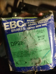 EBC BRAKES FOR SALE CONTACT US FOR YOUR RIGHT FIT