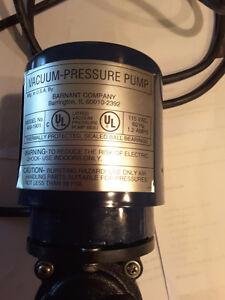 pompe à base pression BARNANT