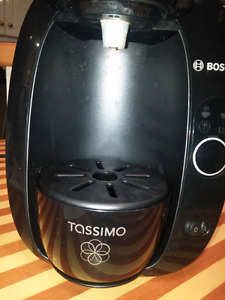 Tassimo by bosch LIKE NEW