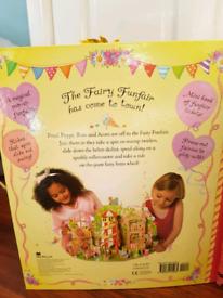 My Fairy Funfair 3 D Book ,toy ,story