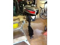 Mariner 3.3hp Outboard