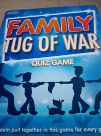 Board game. Tug of War, new still wrapped.
