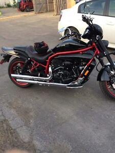 Aquila 2009 spécial édition moto à vendre