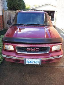 1997 GMC Jimmy sle SUV, Crossover