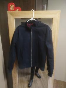 Navy bomber jacket Extra small