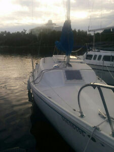 Grampian 23'  Ready to sail! - **REDUCED 1000$ NEED GONE**