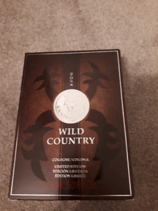 Avon WILD COUNTRY Cologne 50th Anniversary Limited Edition 150ml