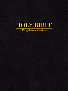The Holy Bible! (King James Version)