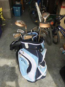 Women's golf clubs