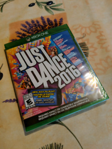 Just dance 2016 neuf sur xbox one