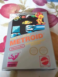 metroid, metroid 2 cib